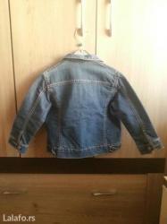 Jakna od džinsa za devojčice uzrasta 3-4 godine,broj 4. - Vrsac