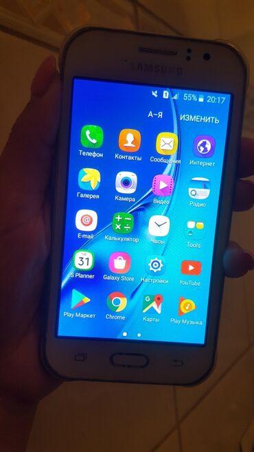 Samsung galaxy j1 - Азербайджан: Б/у Samsung Galaxy J1 8 ГБ Белый