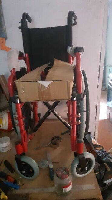 Инвалидная коляска новый