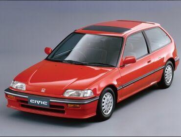 Honda Civic 1.6 л. 1988 | 1111111 км