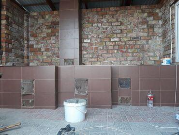 Работа - Баетов: Строительный работа учокхоно кладка бетон криша все работа