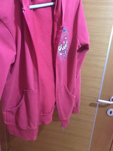 Pink kosuljoca - Srbija: Trenerka pamucna za S velicinu pink roze boja 1400 din