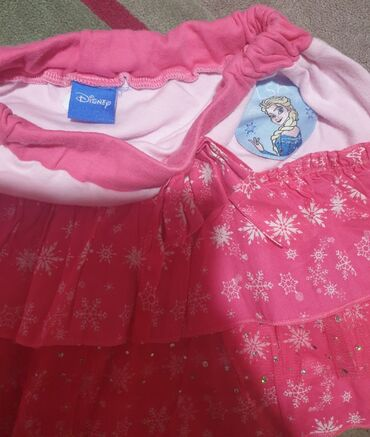 Frozen DISNEY Elsa i Ana suknja toze sa cirkonima. Moze i dnevna i