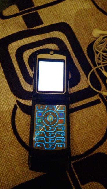 Motorola RAZR V8 в Bakı