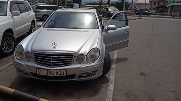 Транспорт - Чон-Арык: Mercedes-Benz E-класс AMG 3.5 л. 2007   337000 км