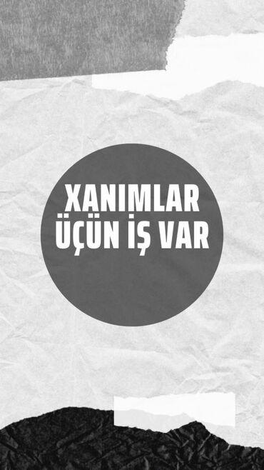 hp azerbaycan - Azərbaycan: İşləmək istəyən xanımları komandama dəvət edirəm İş evdə online idarə