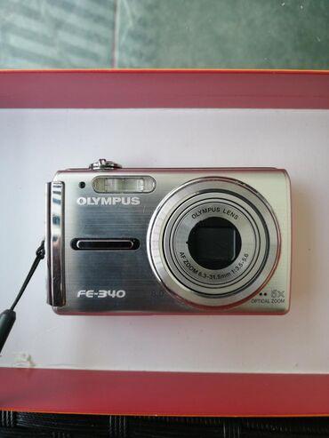 Fotoaparati | Srbija: Olympus fe-340,8 megapixela i 5x optički zoom. Aparat je maksimalno oč