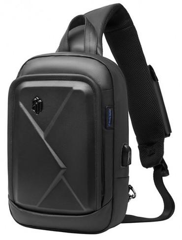 сумка два в одном в Кыргызстан: Рюкзак Arctic Hunter XB00080 Бишкек    Стильный однолямочный рюкзак дл