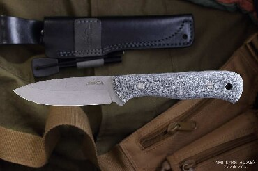Охота и рыбалка - Кыргызстан: Туристический нож Flint - N.C.CustomНож для выживания Flint это легкая