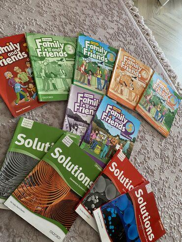 mac book в Кыргызстан: К продаже имеются много книг по английскому языку для разных классов