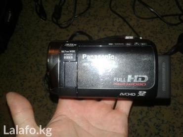 Цифровая full hd видеокамера с в Бишкек