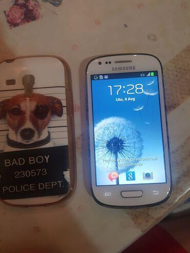 Kamere - Srbija: Telefon samsung galaksi s3 mini. Odlicno radi. Jedina mana je sto je