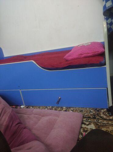 usaq ucun iki mertebeli kravat в Кыргызстан: Детская кровать