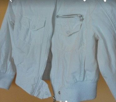 Zenska prolecna, jesenu jaknica,vel.36,kratka - Batocina - slika 4