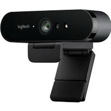 Веб камера брио Logitech BRIO 4K Pro, Ultra HD, 4096x2160, 90-30fps, R
