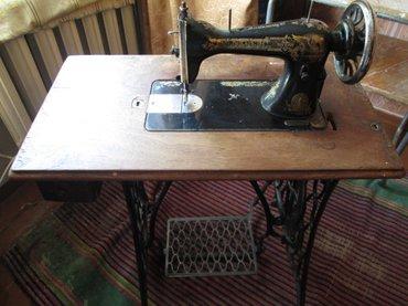 Раритет 1908г. ножная швейная машинка в Бишкек