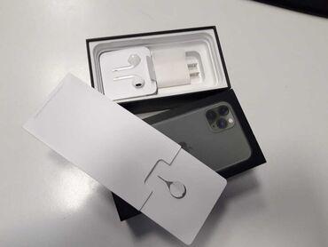 телефон раскладушка флай ezzy trendy в Азербайджан: Новый IPhone 11 Pro 64 ГБ Зеленый