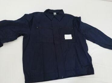 Nova Radna bluza br 54. veličina 54. bez postave. Preuzimanje