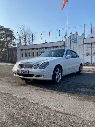 купить двигатель мерседес 3 2 бензин в Кыргызстан: Mercedes-Benz E 240 2.6 л. 2002 | 170000 км