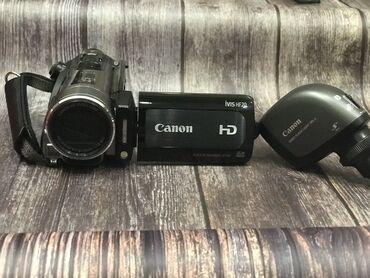 швейная машинка маленькая купить в Кыргызстан: Видео камера Canon Ivis HF 20, (32гб встроенной памяти), FullHD