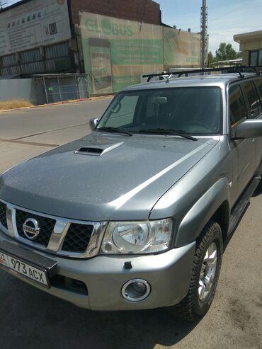 Nissan Patrol 3 л. 2006 | 174000 км