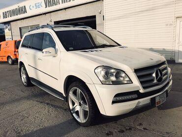 Mercedes-Benz в Кыргызстан: Mercedes-Benz GL-Class 5.5 л. 2011 | 113000 км