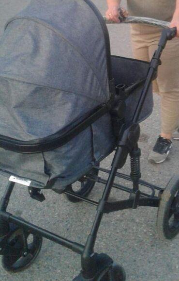 Продаю коляску трансформер состояние идеальное покупали за 7000 пользо