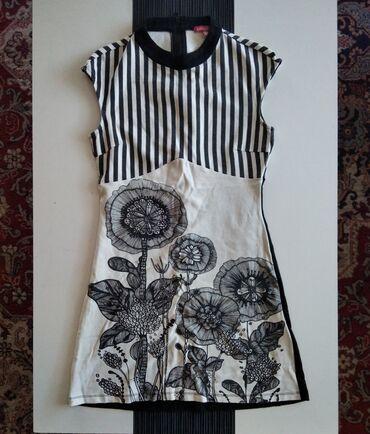 50 oglasa: Predivna haljina sa zanimljivim printom. Nosena, ali lepo