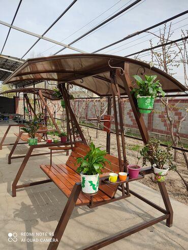 услуги аргонной сварки в Кыргызстан: Сезон качель. Мы предлогаем свои садовые мебели из металла и дерево