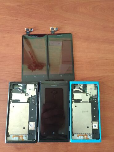 Mobilni telefoni - Kucevo: NOKIA Lumia 800 3kom + 2 touchNokia u sredini je ispravna tac