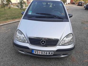 Dragana - Srbija: Mercedes-Benz A-class 1.7 l. 2002 | 277214 km