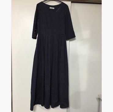 блузка в горошек в Кыргызстан: Продаю платье в горошек,производство Турция,в отличном