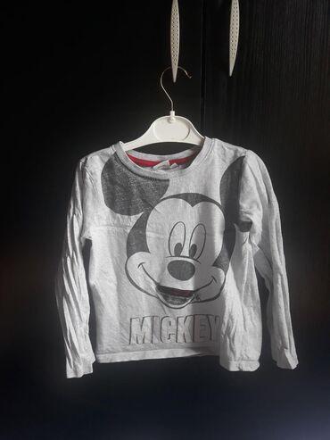 Mickey mouse Disney dečija bluza bez oštećenja. Veličina 98/104