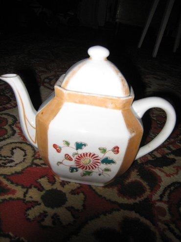 Чайник антикварный, в нашей семье с 1960 года.  в Бишкек