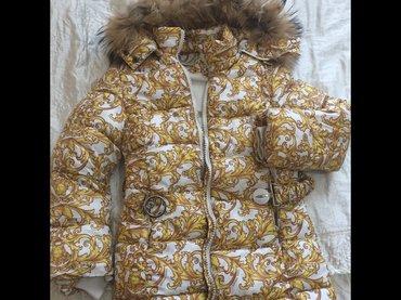 Куртка на девочку на 7-9 лет,134см в Бишкек