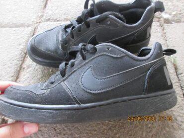 Dečija odeća i obuća | Zrenjanin: Nike patike 36 brojU odličnom su stanju,djon takođe.Za više inf