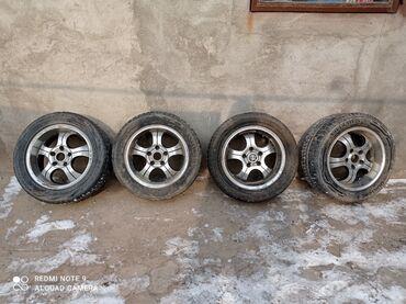 продам бмв 325 в Кыргызстан: Продам диски R16 стоят на бмв 5x120