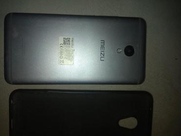 meizu m8c в Кыргызстан: Продаю телефон meizu m5note вся информация в фотографиях выше цена 550