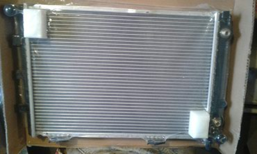 Радиатор мерседес 124кузов дизель 601-602 в Бишкек