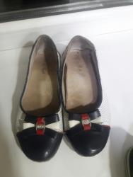 ботинки женские размер 33 34 в Кыргызстан: Туфли кожаные, размер 33-34. 50сом