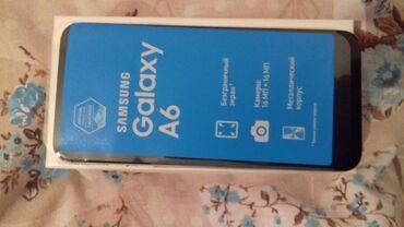 Samsung - Novxanı: İşlənmiş Samsung Galaxy A6 32 GB ağ