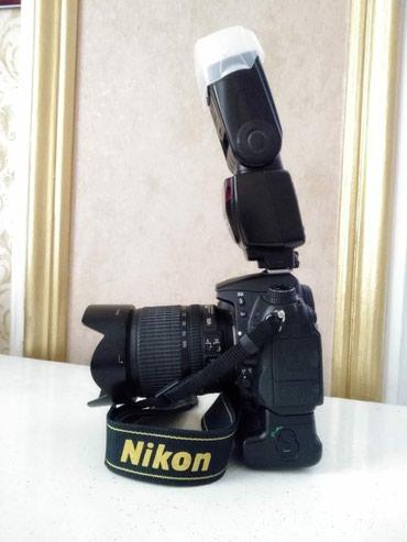 Gəncə şəhərində Nikon D7000 satllir prabek 37 min gencede. maraqlanan vappcatda elaqe