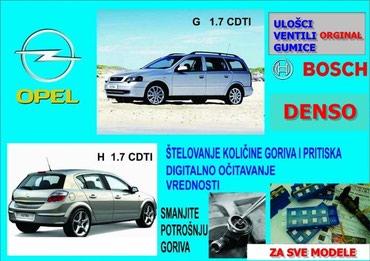Dizne Opel cdti - Lajkovac