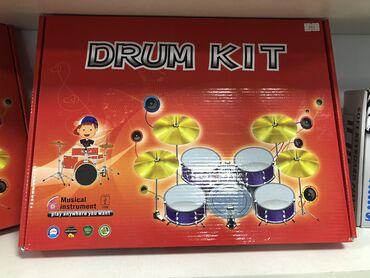 Электрон барабан. Детский