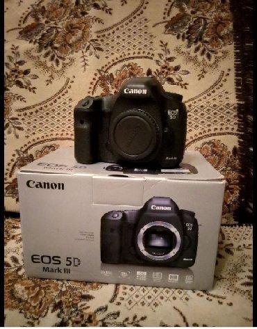 canon g7x mark 2 в Кыргызстан: Продаю фотоаппарат canon 5d mark iii полный комплект