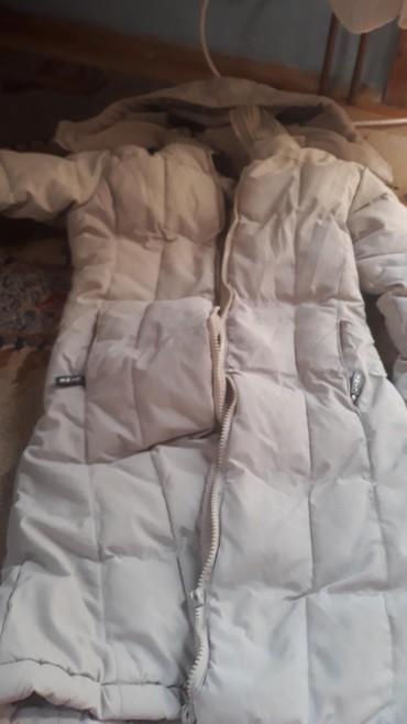 Dečije jakne i kaputi | Pancevo: Decija zimska jakna kao nova bez ijednog ostecenja,krem boje.prelepa