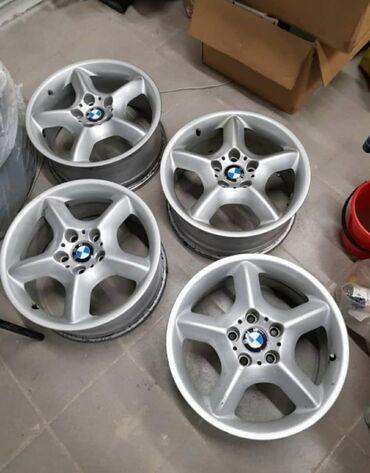 bmw m3 23 kat в Кыргызстан: BMW X5  Бмв х5 Диски