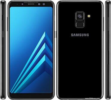 audi a8 33 tdi - Azərbaycan: İşlənmiş Samsung Galaxy A8 2018 64 GB qara