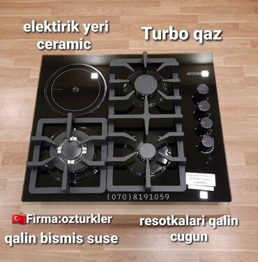 uşaqlar üçün uzunqol futbolkalar - Azərbaycan: Qaz piltesi qaz peci. bismis qalin suse. elektirik gozu ceramic