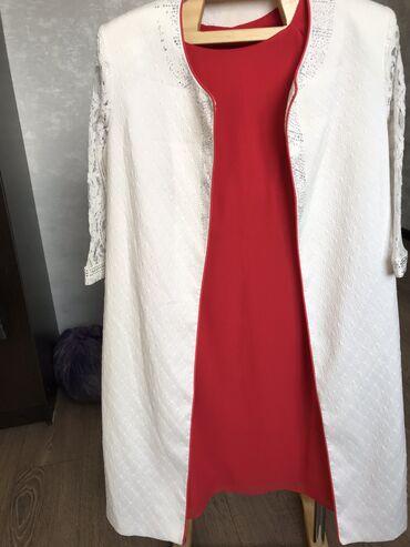 таджикские платья из штапеля в Кыргызстан: Платья все в отличном состоянии одевались все пару раз размеры 48-52